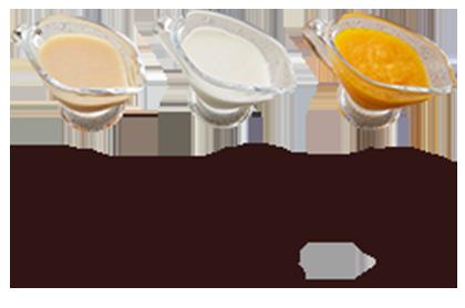 洋食あじと ・選べるドレッシング