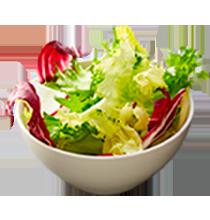 洋食あじと グリーンサラダ